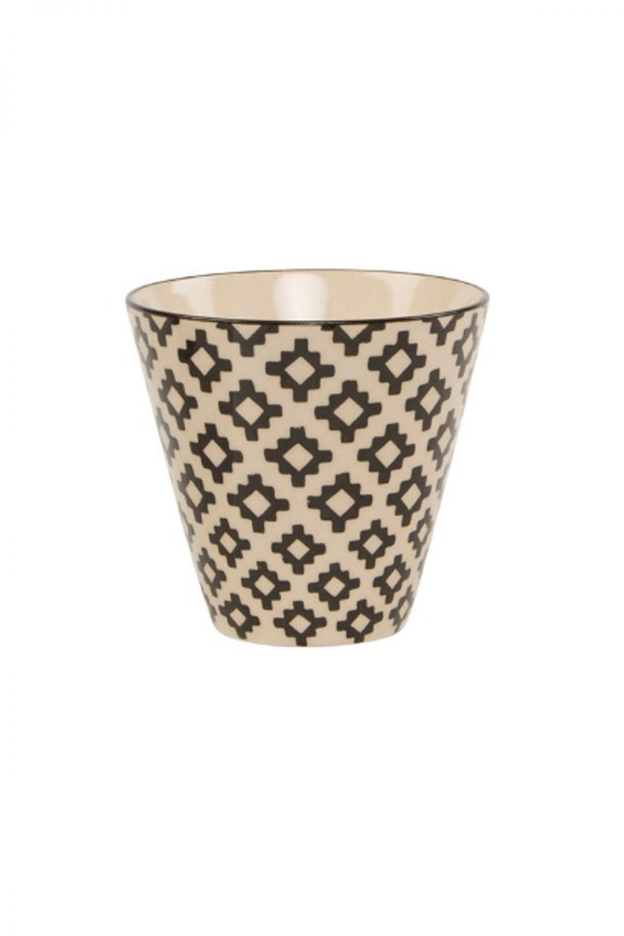 Mosaic pot small