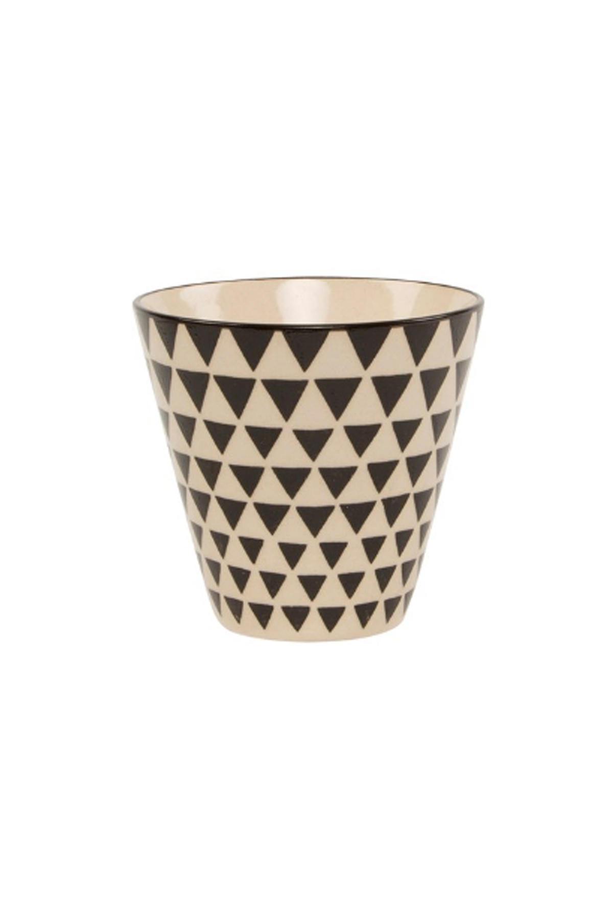 Triangle pot small