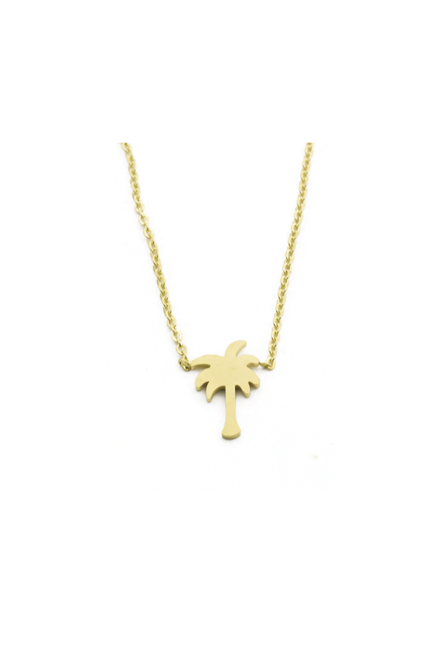 f781f6f232c That Thing Jewellery. Palm Tree Necklace